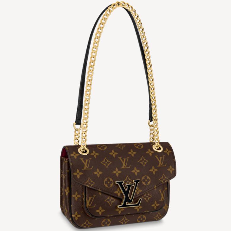 LV M45592 老花 NEW CHAIN BAG