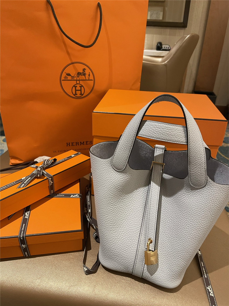 人生第一个橙盒Hermes kelly mini