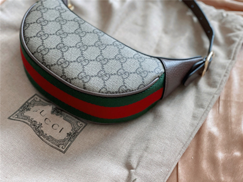Gucci 2021最新款腋下包 mini bag ophidia